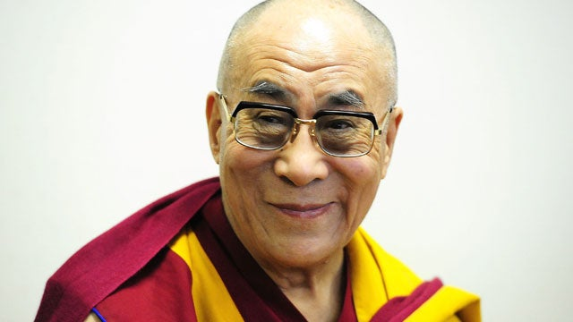 Dalai Lama Says Bin Laden is Worthy of Forgiveness, Bullets