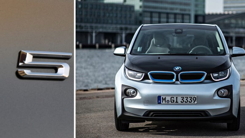 A BMW i5 Could Be Next In BMW's Electric Family