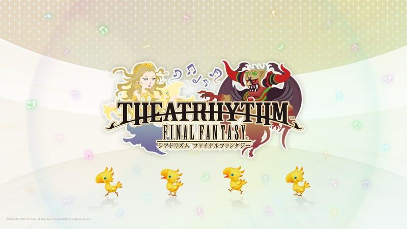 TheatRhythm Final Fantasy Gets the Sequel it So Deserves