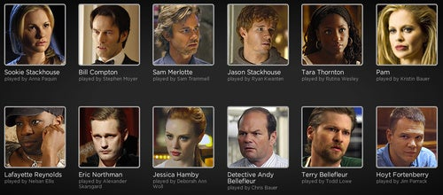 There Are Too Many Characters on True Blood
