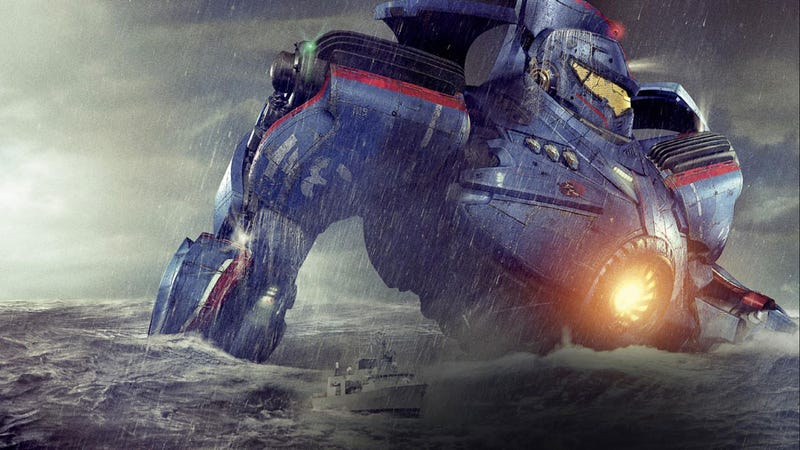 What Did You Think of Pacific Rim?