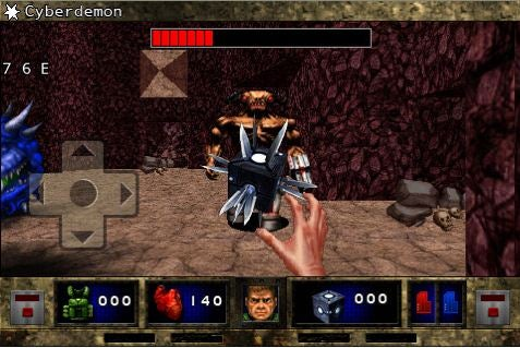 Doom II RPG Now on iPhone