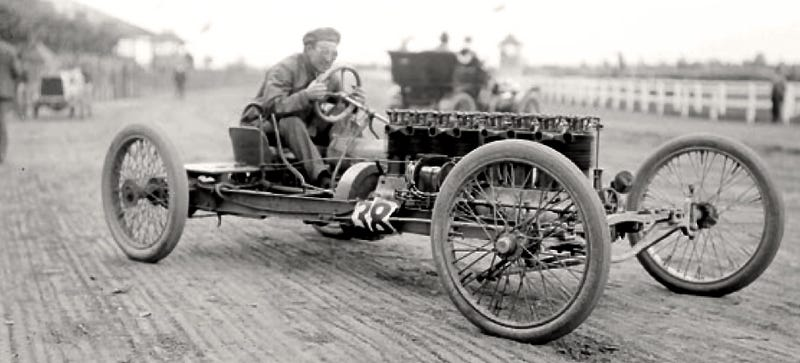 Why We Owe The Indy 500 And Modern Interstate To A Crazy Bike Salesman