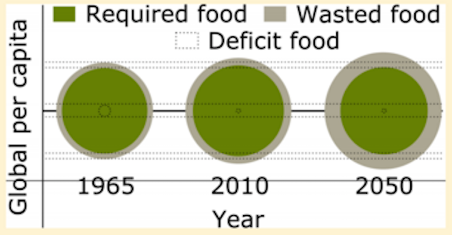 How Much Does It Cost to Grow the Food No One Eats?