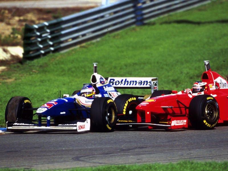 When Schumacher Attacks!