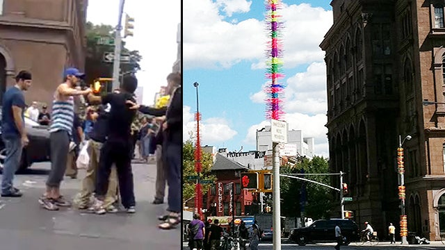 Hero Ryan Gosling's Street-Fighting Video Not Actually Filmed This Past Weekend