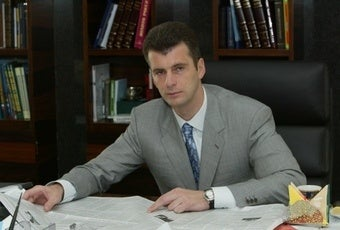The True Story Of The J-School Grad Who Landed A Brooklyn Bar Sit-Down With Mikhail Prokhorov