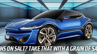 Reminder: The 'Saltwater-Powered' Quant Cars Still Seem Like Bullshit