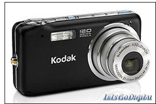 Three New EasyShare Cameras from Kodak Leaked before IFA