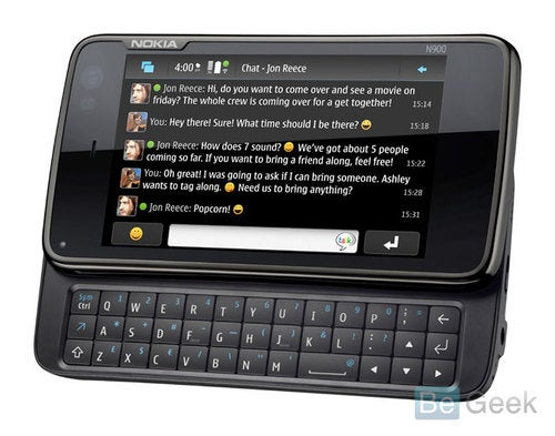 Leaked Shots Show N97 Mini Officially a Bad Idea, N900 Looks Pretty Good