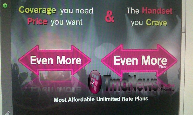 T-Mobile Project Dark Rumor Update: Financed Phones, Tiered Unlimited Plans