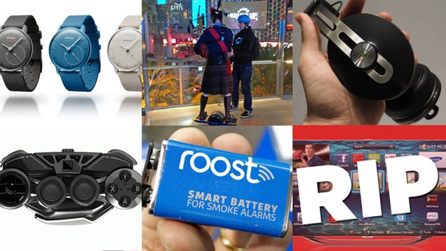 Our Very Favorite Stuff From CES 2015