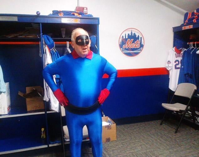 The Mets' PR Director Cannot Stop Butt-Dialing People