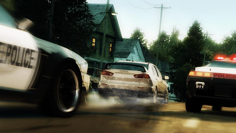 Need for Speed: Undercover – Impressions