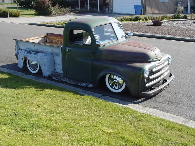 50's Dodge Project