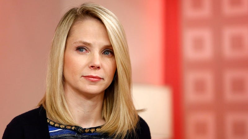Yahoo CEO Marissa Mayer Installed a Nursery in Her Office