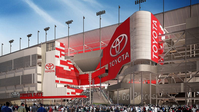 Toyota Asserting Commitment To NASCAR With Mega Daytona Sponsorship
