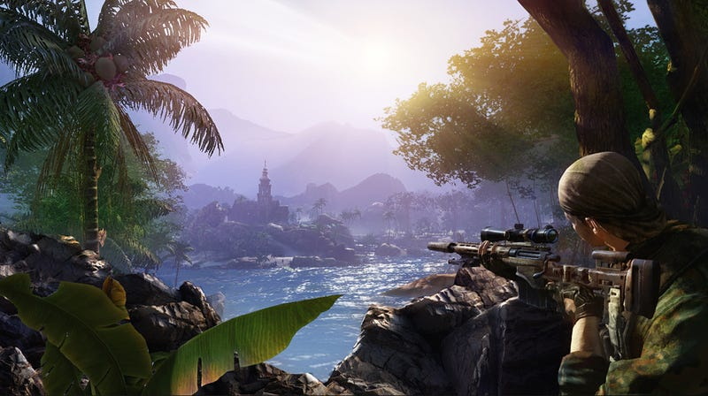 The Latest Sniper: Ghost Warrior 2 Screens Have Nowhere to Hide