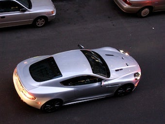 The Aston Martin Vanquish, Now With a Manual