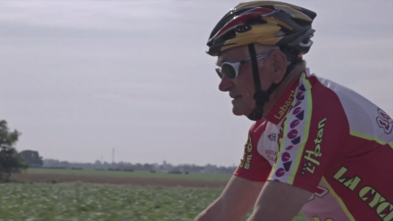 This 80-Year-Old Cyclist Will Inspire The Crap Out Of You