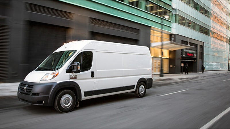 Slight Chance Of Blazing Speed For Man In Ram Van Leads To Recall