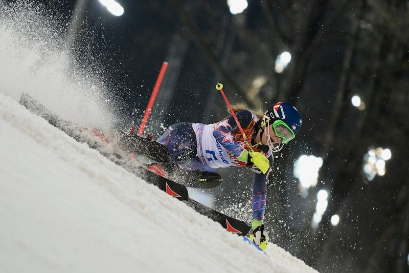 How 18-Year-Old Mikaela Shiffrin Kept Her Nerve And Won Slalom Gold