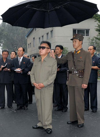 U.S. Government: No More Jetskis or Bourbon for Kim Jong-il