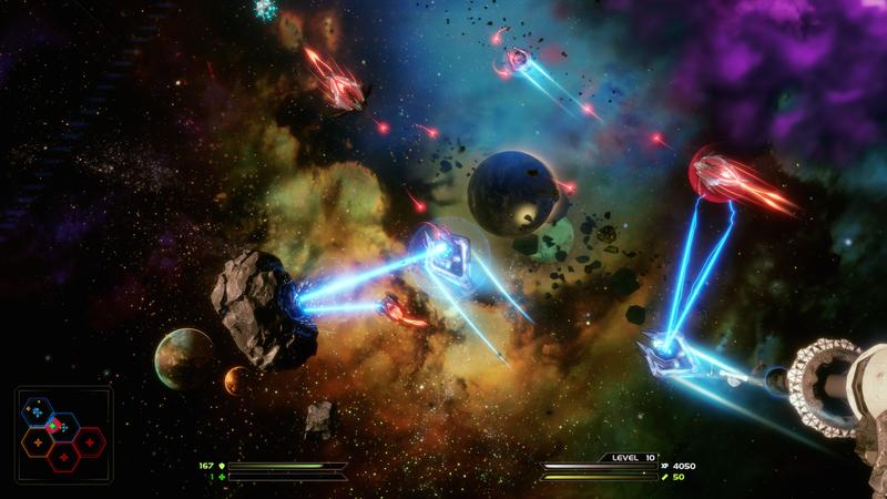 Dead Star Ships Weapons