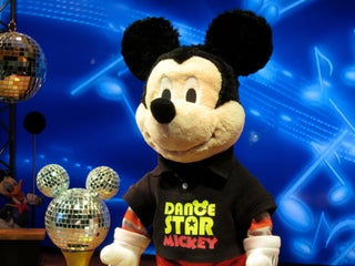 Dance Star Mickey Probably Dances Better Than You Do