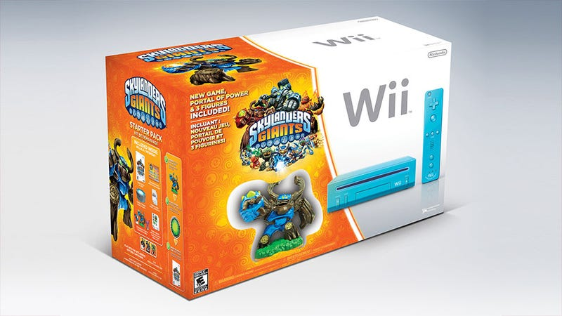 Skylanders Completists, One of These New Wii Bundles Knows What You Want
