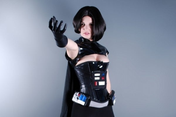 Star Wars-inspired corsets have power over weak minds