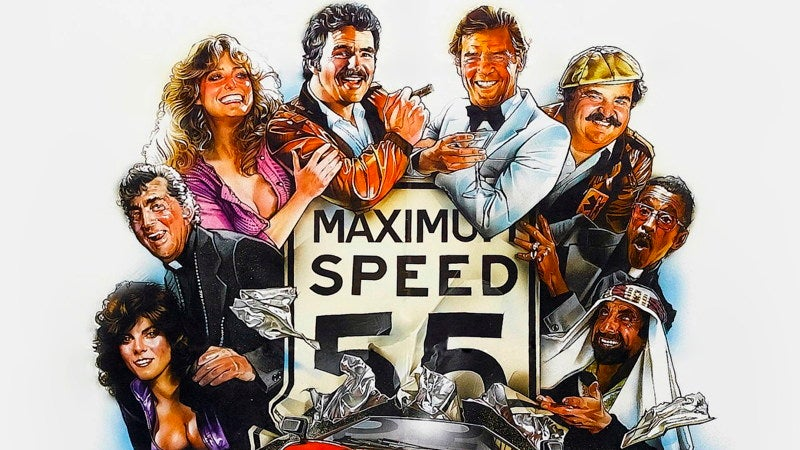 Is General Motors bankrolling a remake of Cannonball Run?