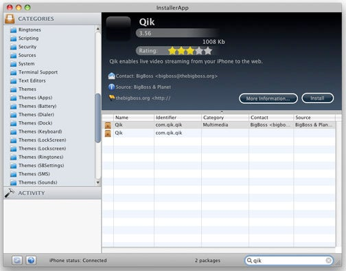 InstallerApp For Mac Installs Jailbreak Apps Without Jailbreaking Your iPhone