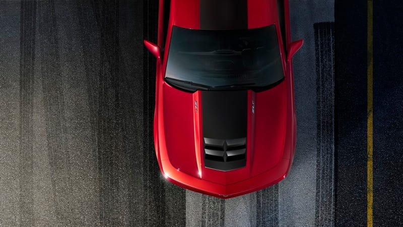 2012 Camaro ZL1: Press Photos