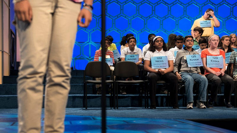 Is The Scripps National Spelling Bee Evil?