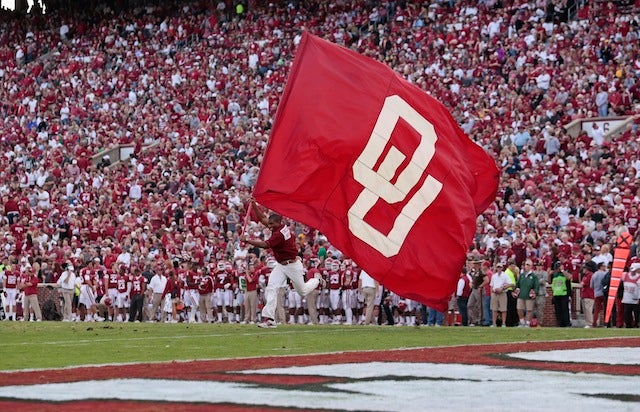 """Pasta In Excess,"" And Other Self-Reported NCAA Violations At OU"