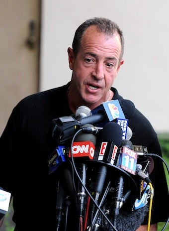 Michael Lohan Swears Off Speaking To The Press About Lindsay
