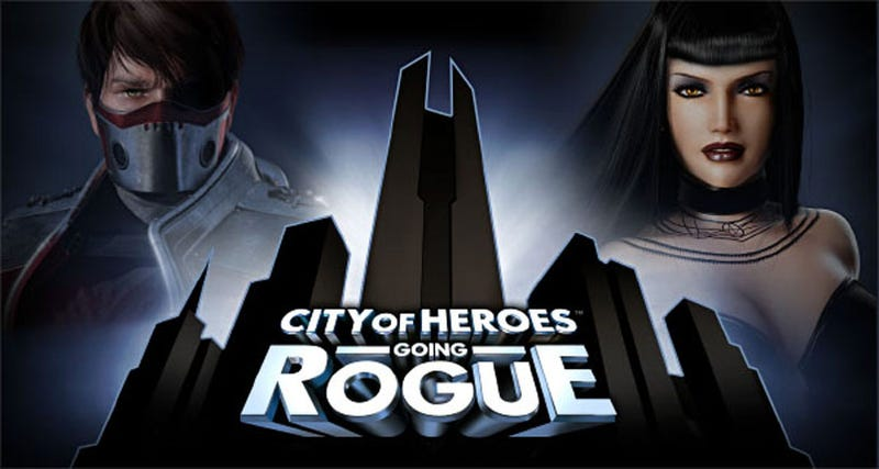 City Of Heroes Goes Rogue, Gets All-New Expansion