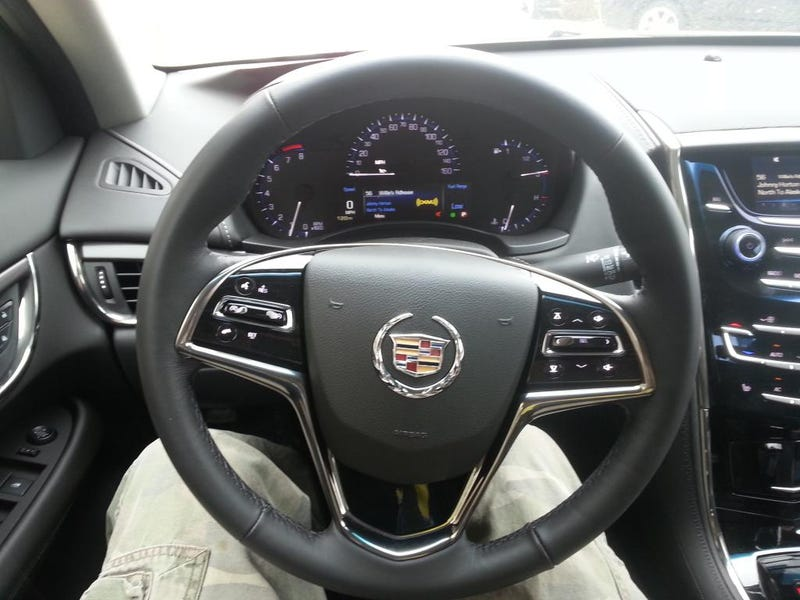"""The Cadillac """"Test Drive and Receive a $100 Gift Card"""" Experience"""