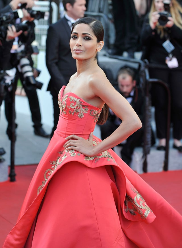 The Luxe, Sumptous Gowns Seen at the Cannes Film Festival This Weekend