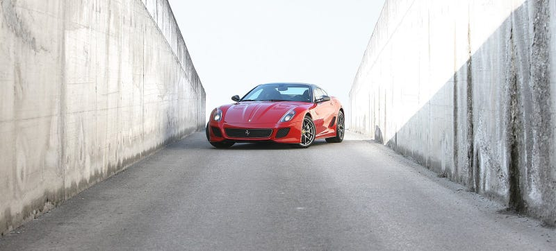 Petition To Import Ferrari 599 GTOs Shows Absurdity Of US Import Laws