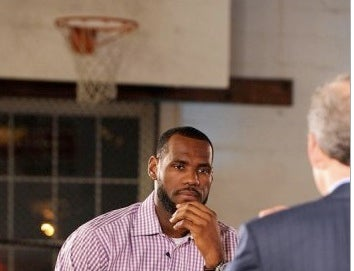 Another Thing LeBron James's Narcissism Caused: One Michigan Man's DUI
