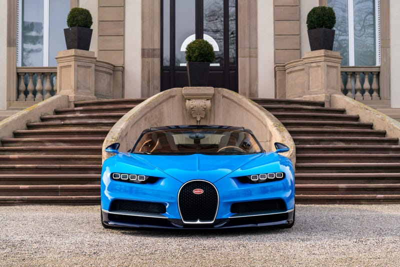 'Bugatti Chiron: This Is A Lot More Of It ' from the web at 'http://i.kinja-img.com/gawker-media/image/upload/s--Tf66OBt6--/c_scale,fl_progressive,q_80,w_800/f4ez3fwaeeiayrlhpwgu.jpg'