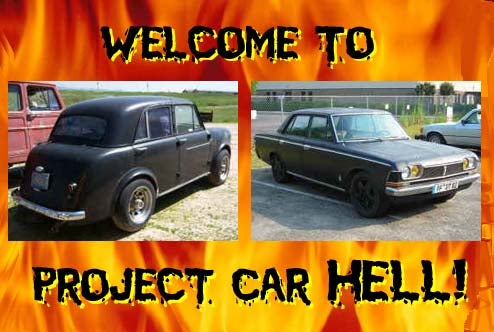 PCH, Japanese Nostalgia Edition: 1969 Toyota Crown or 1959 Datsun 1000?