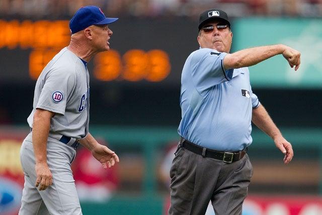 Better Know An Umpire: Derryl Cousins