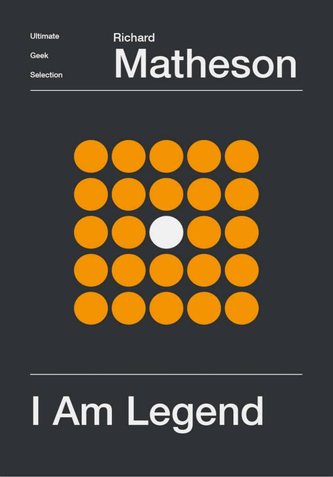 Minimalist book cover art brings a new spark to these book classics