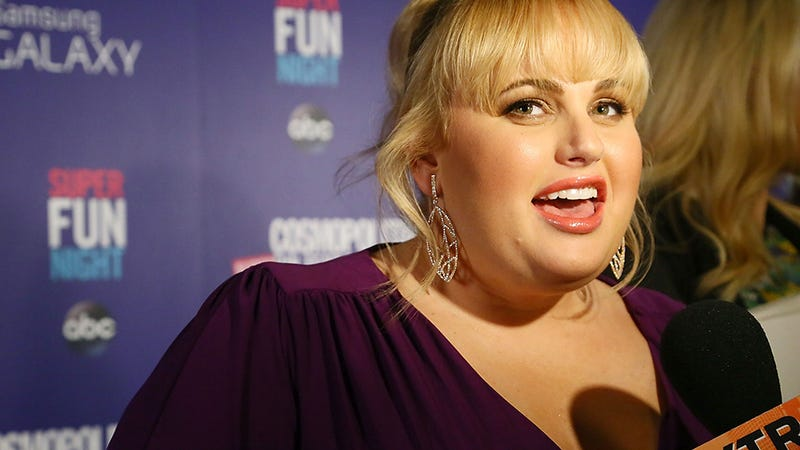 Of Course Rebel Wilson's Being Offered Money to Lose Weight