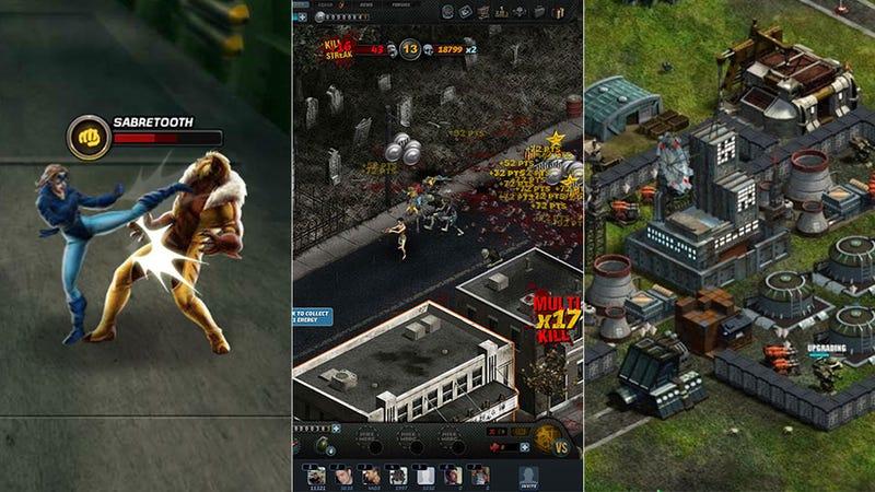 Facebook's Favorite Games of 2012