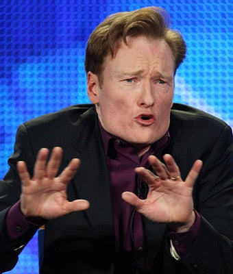 Conan O'Brien Signs On with TBS