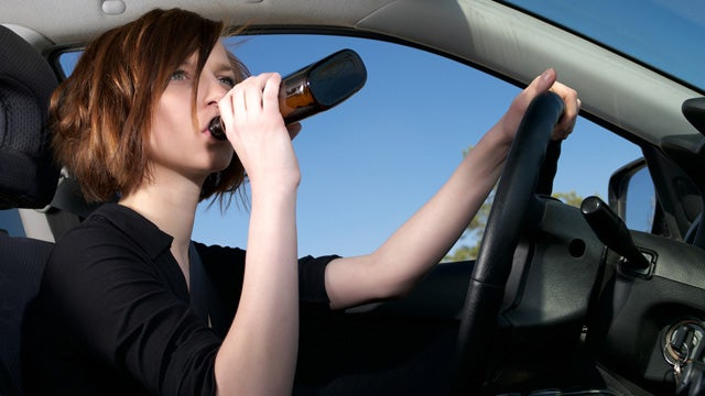 How your car could sense whether you're driving drunk